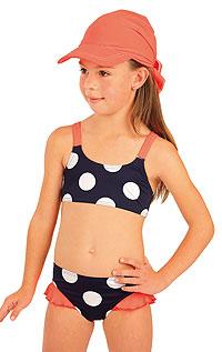 Litex Dívčí plavky top. - vel. 98 viz. foto