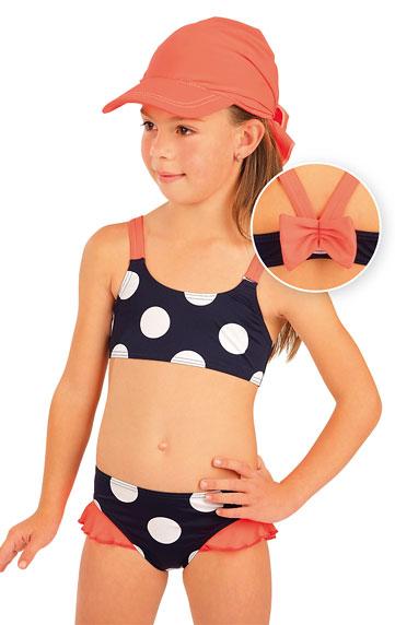 Plavkový top dievčenský. | Dievčenské plavky LITEX