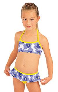 Litex Dívčí plavky top. - vel. 122 viz. foto