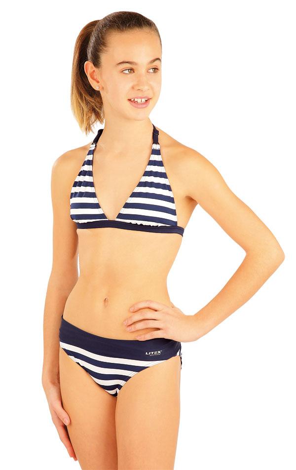 9962d8bff0111 Girl´s low waist bikini panties. 93577