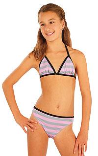 Litex Dívčí plavky podprsenka. - vel. 152 viz. foto