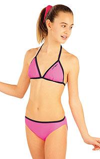Litex Dívčí plavky podprsenka. - vel. 146 viz. foto