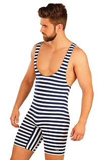 Men´s retro swimsuit with suspenders. | Swimming trunks LITEX