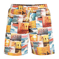 Men´s swim shorts. | Swimming trunks LITEX