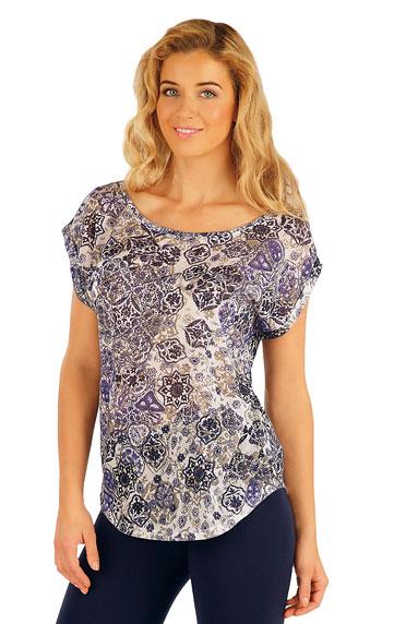 Tričko dámske so spadnutým rukávom. | Plážové doplnky LITEX