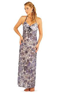 Damen lange Kleid. LITEX