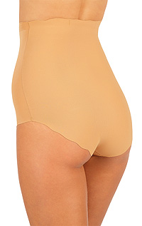 Underwear LITEX > Seamless slimming panties with high waist.