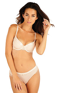 Underwear LITEX > Underwired bra with soft cups.