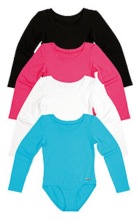 Kid´s sportswear LITEX > Children´s long-sleeves leotard.