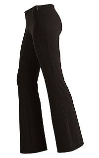Women´s long boot-cut leggings. LITEX