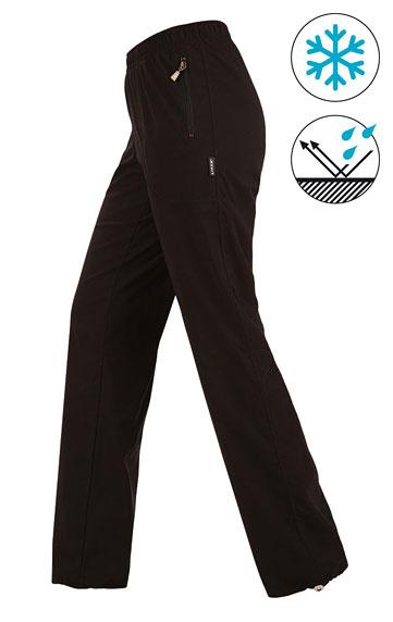 Nohavice dámske zateplené - predĺžené | Nohavice LITEX LITEX