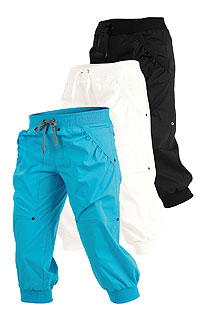 Woman´s trousers in 3/4 length. | Microtec trousers LITEX