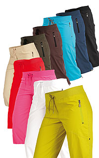 Women´s hipster trousers in 3/4 length. | Microtec trousers LITEX