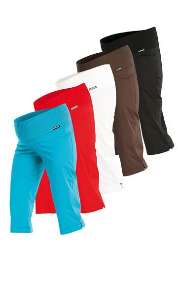 Nohavice tehotenské v 3/4 dĺžke. | Tehotenské oblečenie LITEX