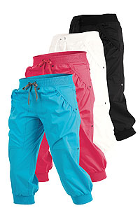 SPORTOVNÍ OBLEČENÍ LITEX > Kalhoty dámské v 3/4 délce.