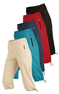 Microtec trousers LITEX > Women´s classic waist cut 3/4 length trousers.