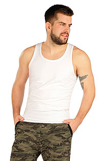 Men´s sportswear LITEX > Men´s sleeveless shirt.