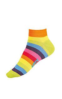 Socks LITEX > Fashionable ankle socks.