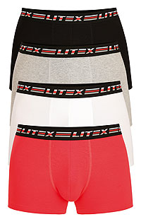 Underwear LITEX > Men´s boxers.