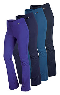 Long Leggings LITEX > Women´s long boot-cut leggings.