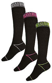 Sports compression knee high socks. LITEX
