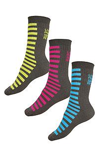 Litex Termo ponožky. - vel. 28-29 tyrkysová