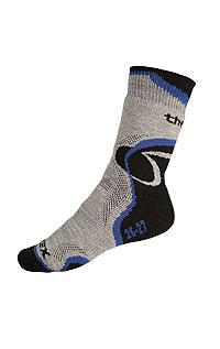 Litex Termo ponožky. 9A01430-31 507 - vel. 30-31 modrá
