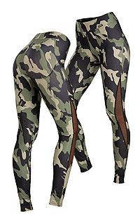 Long Leggings LITEX > Women´s long push-up leggings.