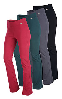 Long Leggings LITEX > Women´s long boot-cut leggings.