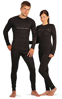 Equestrian clothing LITEX > Men´s thermal shirt with long sleeves.