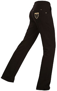 Equestrian clothing LITEX > Women´s classic waist cut long trousers.
