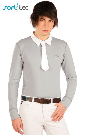Polo tričko pánske závodné. | Jazdecké tričká LITEX