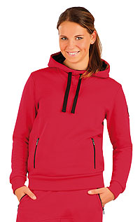 Equestrian clothing LITEX > Women´s hoodie jacket.