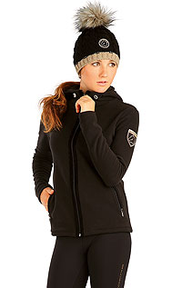 Equestrian clothing LITEX > Women´s hooded jacket.