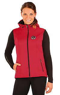 Equestrian clothing LITEX > Women´s hooded vest.