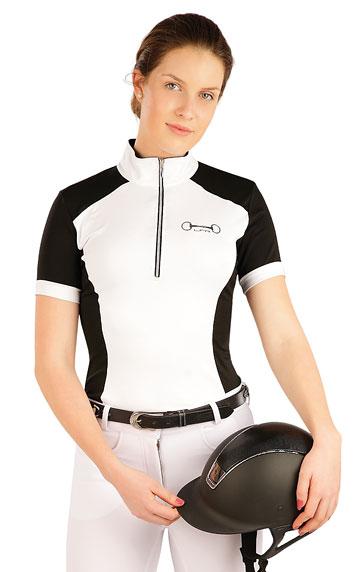 Tričko dámske s krátkym rukávom. | Jazdecké tričká LITEX