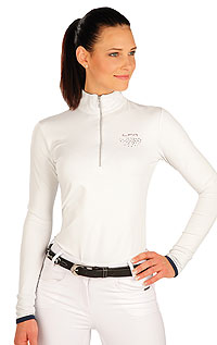 Women´s shirt with long sleeves. | Equestrian clothing LITEX