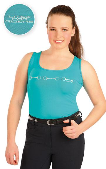 Damen T-Shirt ohne Ärmel. | Turniershirts LITEX