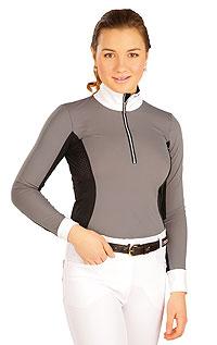 Jazdecké oblečenie LITEX > Tričko dámske závodné.