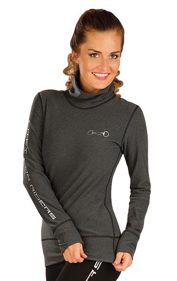 Damen Rollkragenpullover mit langen Ärmeln. | Turniershirts LITEX
