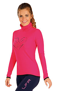 Women´s  turtleneck with long sleeves. | Riding T-shirts LITEX