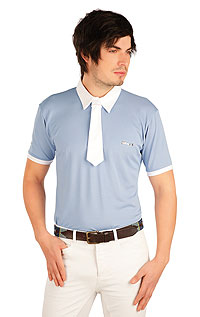 Herren Polo T-Shirt. LITEX
