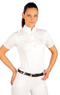 Tričko dámske s krátkym rukávom. LITEX