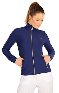 Women´s jacket with stand up collar. | Hoodies, turtlenecks LITEX