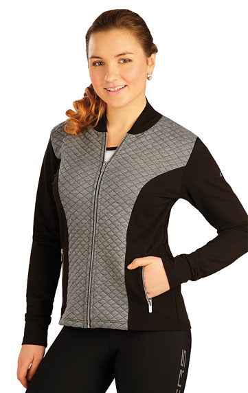 Damen Jacke. | Jacken, Sweatshirts und Westen LITEX