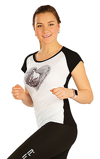 Damen T-Shirt. LITEX