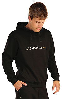 Men´s hooded jumper. LITEX