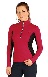 Equestrian clothing LITEX > Women´s shirt with long sleeves.