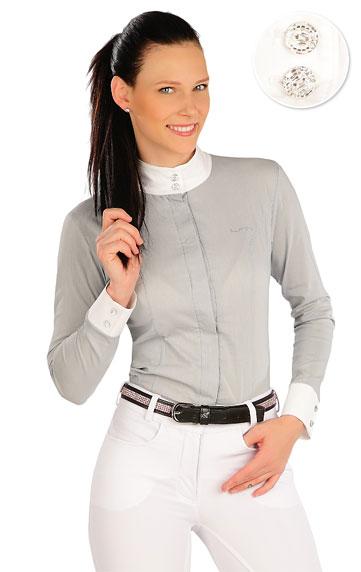 Košeľa dámska. | Jazdecké tričká LITEX
