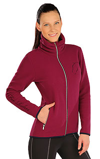 Equestrian clothing LITEX > Women´s fleece sweatshirt.